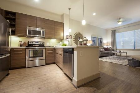 Interior - Camden Foothills Apartments